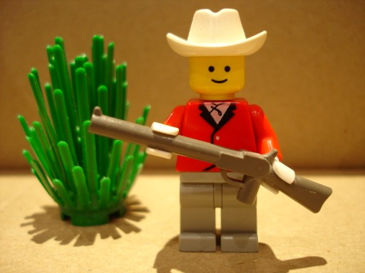 Dusin - cowboy
